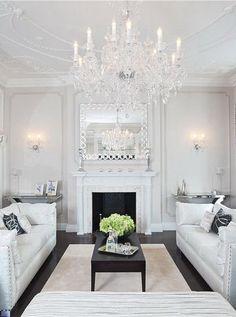 #Inspiration #Homeware #Crystal #BlackandWhitre #Bnw #Interior #Ideas #Design #Decor #Details #Deco #Monochrome
