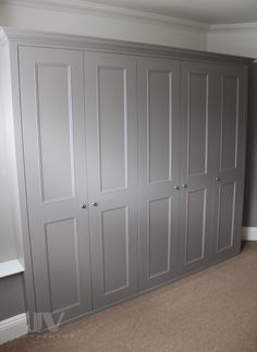 Bespoke Bedroom Built-in furniture design ideas. Made-to-measure fitted bedrooms and other fitted furniture. Ikea Fitted Wardrobes, Fitted Wardrobe Doors, Wardrobe Wall, Bedroom Built In Wardrobe, Painted Wardrobe, White Wardrobe, Wardrobe Design, Ikea Wardrobe, Master Bedroom