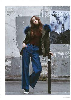 Lee Seong Kyeong for Ceci Korea Nov 2015