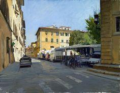Via San Agostino by marcdalessio on DeviantArt