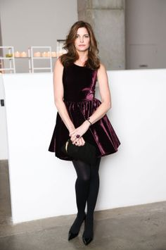 A Holiday Dinner Unlike Any Other - Stephanie Seymour