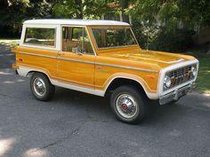 1973 Ford Bronco, umcut original. Third time is a charm!
