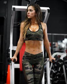 Anllela Sagra, Ripped Girls, Love Fitness, Muscle Girls, Gym Girls, Beauty Full Girl, Fit Chicks, Athletic Women, Fitness Inspiration