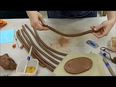 Clay Cylindrical Box - YouTube