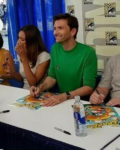 David Tennant San Diego Comic Con