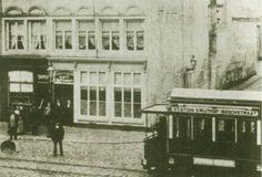 Tram op Boschstraat.