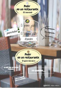 Pedir en el restaurante | Twitter
