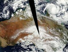 Avustralya'da Kasırga Alarmı