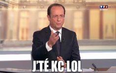 French Presidential Debates.