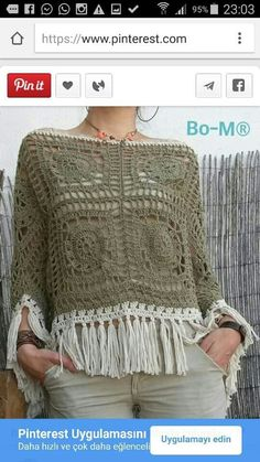 crochet poncho really pretty! Freeform Crochet, Crochet Shawl, Easy Crochet, Knit Crochet, Free Crochet, Braidless Crochet, Double Crochet Decrease, Crochet Mermaid Tail, Crochet Poncho Patterns
