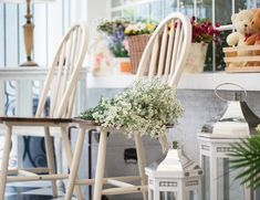 Top 60 Shabby Chic Stock Photos, Pictures, and Images - iStock Shabby Chic, Room Interior Design, Flower Photos, Graphic Design, Stock Photos, Table Decorations, Plants, Pictures, Image