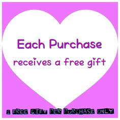 FREE GIFTS  Each purchase receives an free gift only one free gift per purchase only . This does not mean if you buy 5 things you receive 5 free gifts , each purchase inquires only one free gift random of choice! Everyone loves surprises! I love my poshers so therefore each & every purchase is sent with love & a surprise freebie Accessories