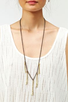 Chime Necklace  $54 (Final Sale Was 135 Dollars)