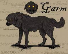 garm norse mythology