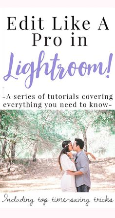 The top Lightroom secrets you need to know. ;) Including best time saving tip!