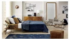 so inclined. Both architectural and comfy, master bed designed by Jannis…