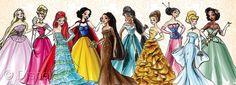 Disney Princess Designer Collection: Concept Art, Pamphlet Scans, & D23 Exclusive Cinderella