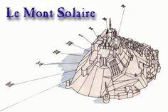 https://flic.kr/s/aHsiSivKrU | Le Mont Solaire - Land Art