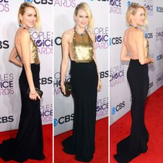 People's Choice Awards: Naomi Watts in Alexander McQueen