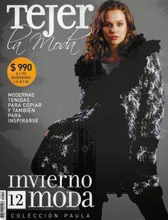Tejidos realizados con amor para ti ...: Revista Tejer la Moda 12