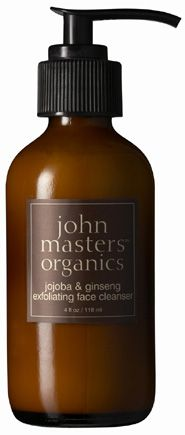 Super awesome blog entry on JOhn Master Organics Jojoba & Ginseng Exfoliating Face Cleanser by Fig & Sage. Dudes love it too!