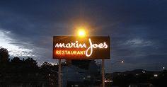 Marin Joes Restaurant in Corte Madera California
