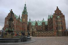 Frederiksborg Palace, Hillerod, Denmark