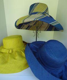 "Madagascar Hats ~ 7""brim P.C Accessories LLC www.paonecollection.com"