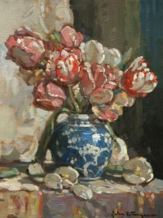 Fresh Flowers by John C Traynor