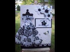 De merveilleuses cartes DIY avec des robes