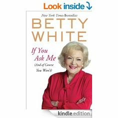 """The New York Times bestseller from the beloved actress who's made us laugh on shows from The Mary Tyler Moore Show to Saturday Night Live! In this candid take on everything from the unglamorous reality behind red-carpet affairs to her beauty regimen (""""I have no idea what color my hair is, and I never intend to find out""""), Betty White shares her observations about life, celebrity, and love (for humans and animals)."""