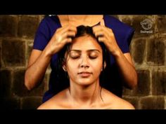 1. SIRO ABHYANGA: HEAD, NECK AND SHOULDER MASSAGE: Intensely relaxing and revitalizing, this massage nourishes hair, improve blood circulation and lymph flow in the head region, eases chronic head and neck problem, relieves insomnia, migraine, dry scalp and itching, and stimulates the sensory organs and soul.