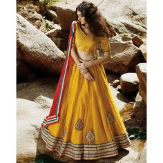 An exclusive online store of designer lehenga choli. Grab this baronial embroidered and patch border work a line lehenga choli for festival and party. Bollywood Lehenga, Red Lehenga, Party Wear Lehenga, Anarkali, Yellow Lehenga, Lehenga Choli With Price, Bridal Lehenga Choli, Simple Lehenga, Lehenga Choli Online