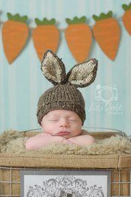 Knit Baby Bunny / Ne