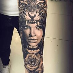 Artist: @martin_kukol_tattoo_artist . Also follow @tattoodomain