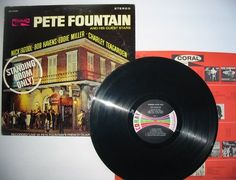 PETE FOUNTAIN and his Guest Stars CORAL Records 33 NM LP Free S/H USA
