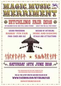 The Ditchling Fair i