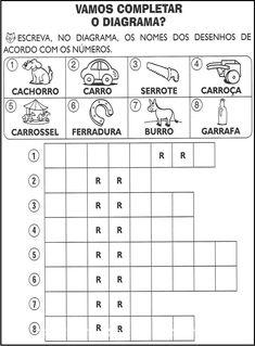 ATIVIDADES PARA APOIO PEDAGÓGICO: Ortografia