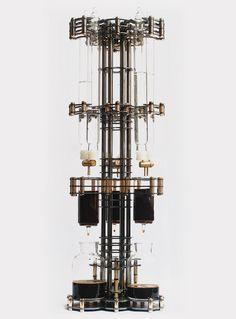 dutch lab gothicism steampunk coffee machine