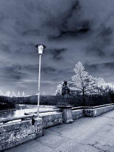 Abendlauf am 30.01.2013 bei +10 Grad und Regen. Weitere Touren: http://trampelpfad.net/