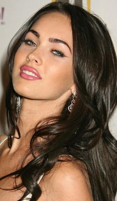 Megan Fox - Long   Hair   Makeup   Hair Color   Hair Extensions   Lingerie   Swimsuit   Glamour   Models   Beautiful   Women   Girls   Ciao Bella   Venus   Versa