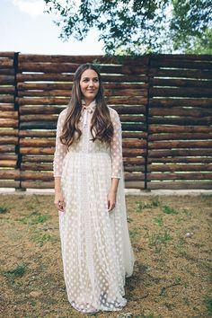 ESTHER + ALBERTO // #bride #bridal #rustic #country #chic #wedding