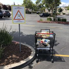 Crazy. It works. Carts just just stop. Totally.