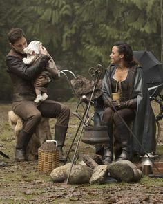 OUAT - Cinderella and Henry