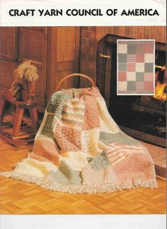 Links to tutorials for each of the 20 squares for this sampler afghan, plus joining, border & fringe.    #crochet #afghan #sampler #stitch ~ free patterns