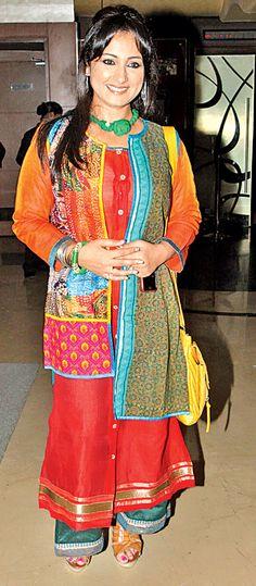 Divya Dutta at a screening of 'Garam Hawa'. #Bollywood #Fashion #Style #Beauty