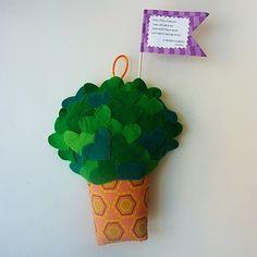 manjerico em origami como fazer - Pesquisa Google