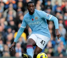 Yaya Toure former midfielder FC Barcelona now playing for Manchester City and the Ivory Coast National Football Team   Soccer Stars Travel  multicityworldtravel.com cover  world over Hotel and Flight deals.guarantee the best price
