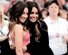 They're so cute! Loved them in High School Musical