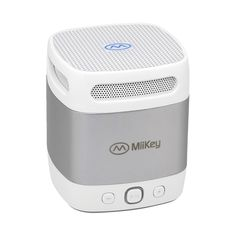 MiiKey MiiBox Mini Bluetooth Speaker 4.0 with NFC Just Tap and Connect Built-in Microphone and Music Player